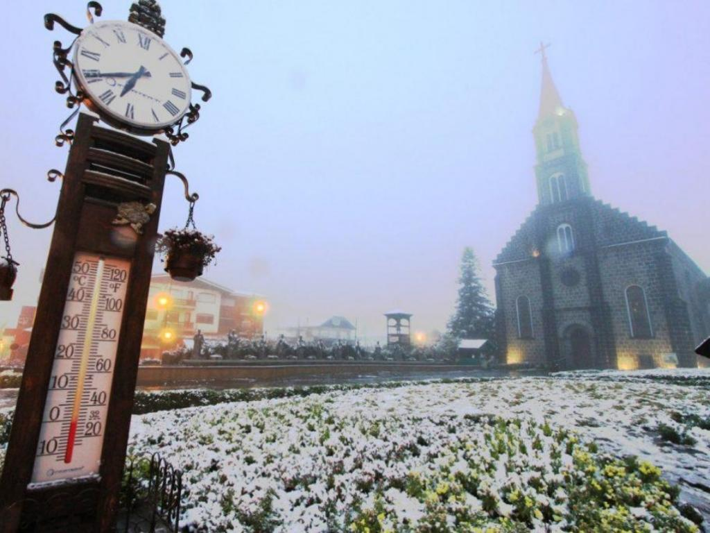 Read more about the article Onde ver Neve em Gramado?